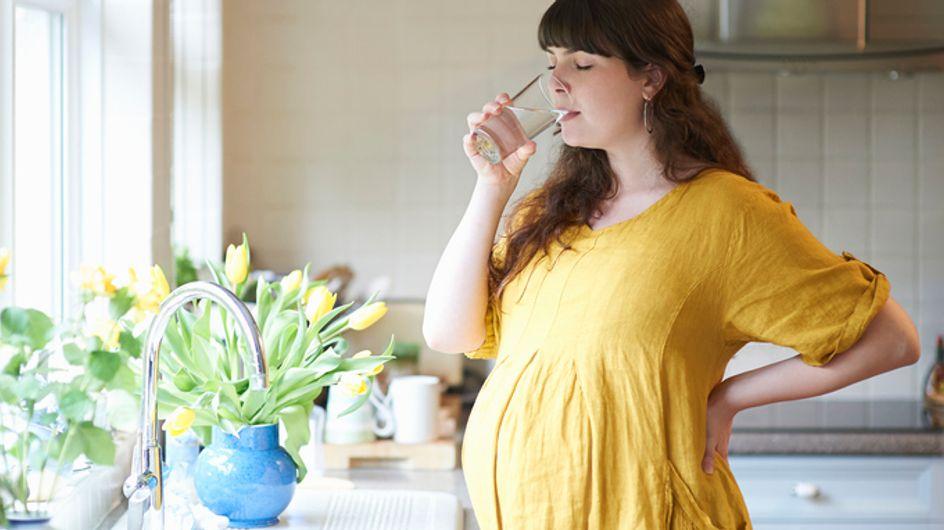 Cattiva digestione durante la gravidanza? Ecco un rimedio naturale!