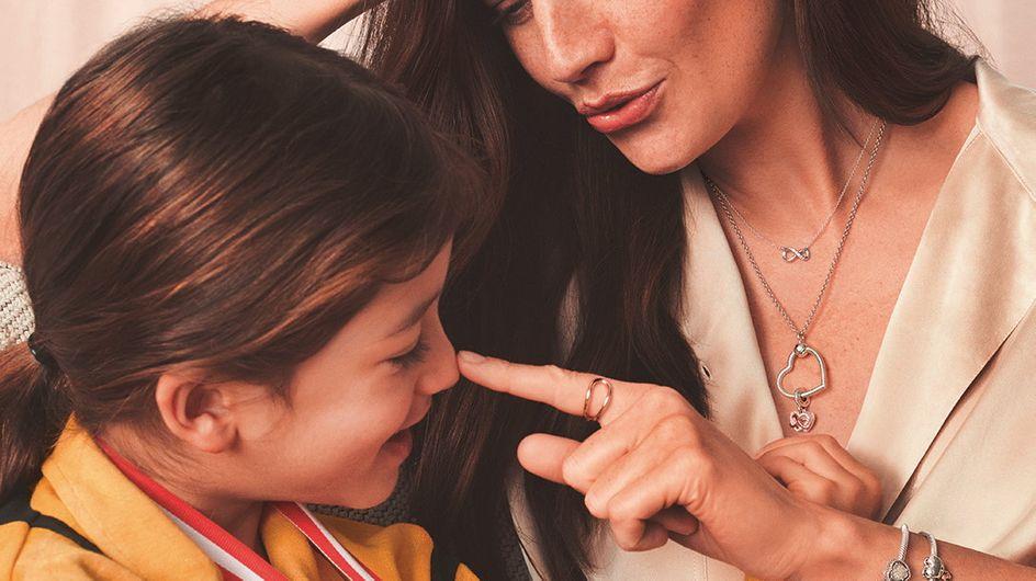 Pandora célèbre l'amour maternel avec une offre inédite