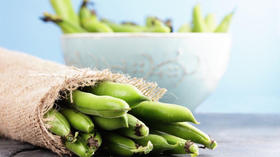 Anti-gaspi : comment cuisiner les cosses de fèves et de petits-pois ?
