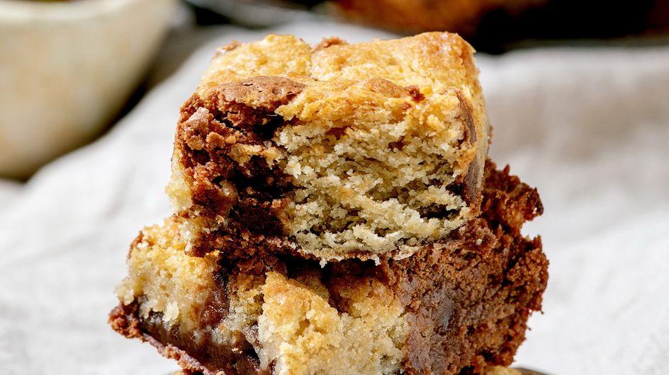 Brookies: Himmlische Brownies mit knuspriger Cookie-Kruste