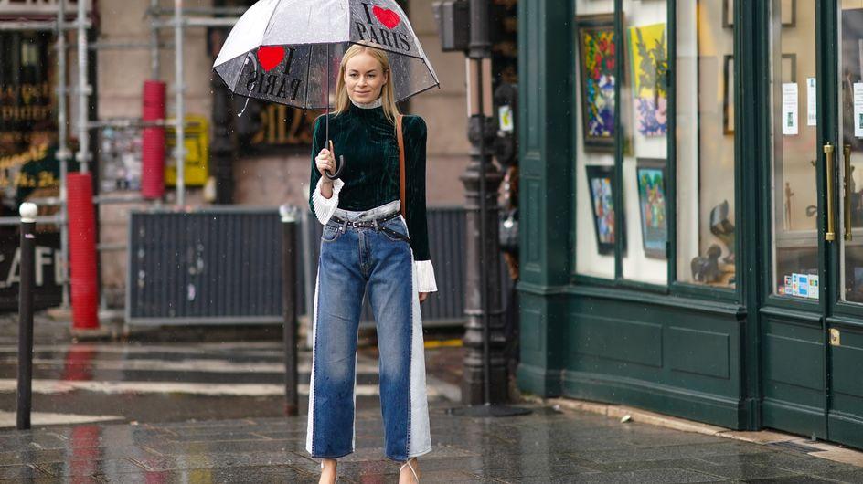 Mega Trend: Auf Two-Tone-Jeans fahren gerade alle ab
