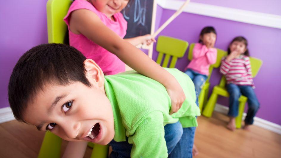 Sculacciate ai bambini: puoi farne a meno! Come agire in maniera responsabile.