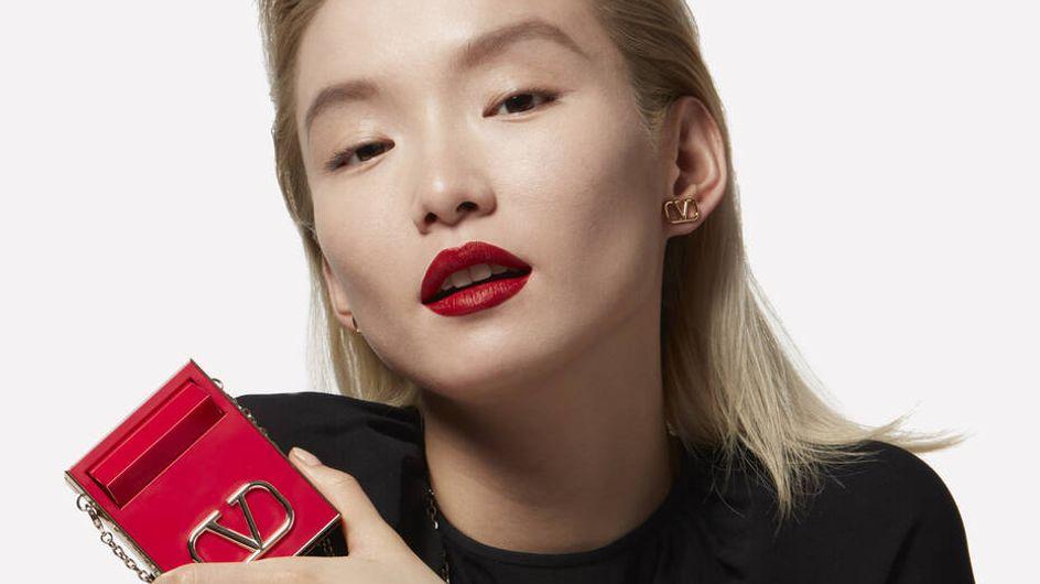 Valentino se lance dans le maquillage, découvrez les produits !