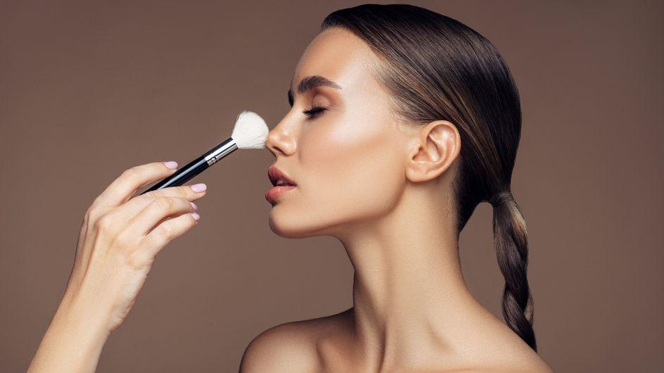 Reverse nose contouring : cette astuce simplissime pour affiner son nez fait le buzz !