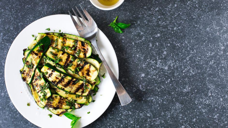 5 idées pour cuisiner la courgette au barbecue