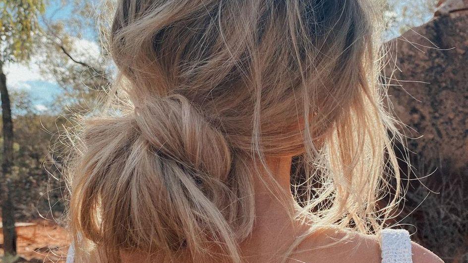 Voici LE chignon incontournable de l'été… (et bonne nouvelle, il est facile à faire !)