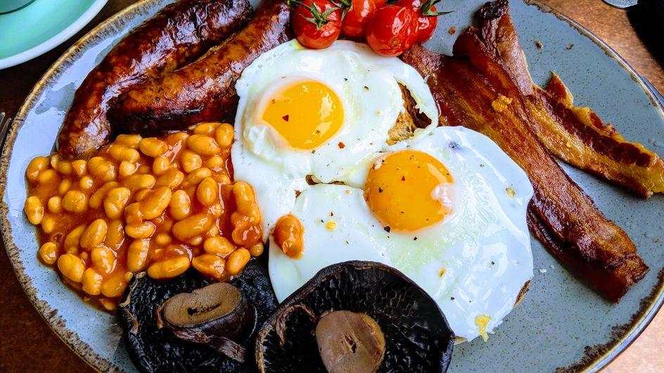 English Breakfast: Die Geheimnisse des englischen Frühstücks