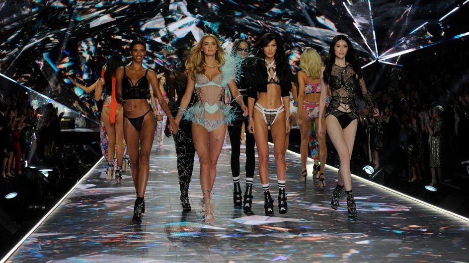 Victoria's Secret dit adieu aux top models