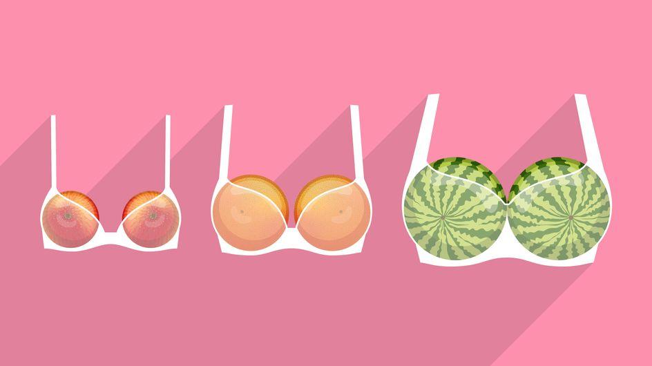 Mit diesen Tricks werden deine Brüste voller und größer!