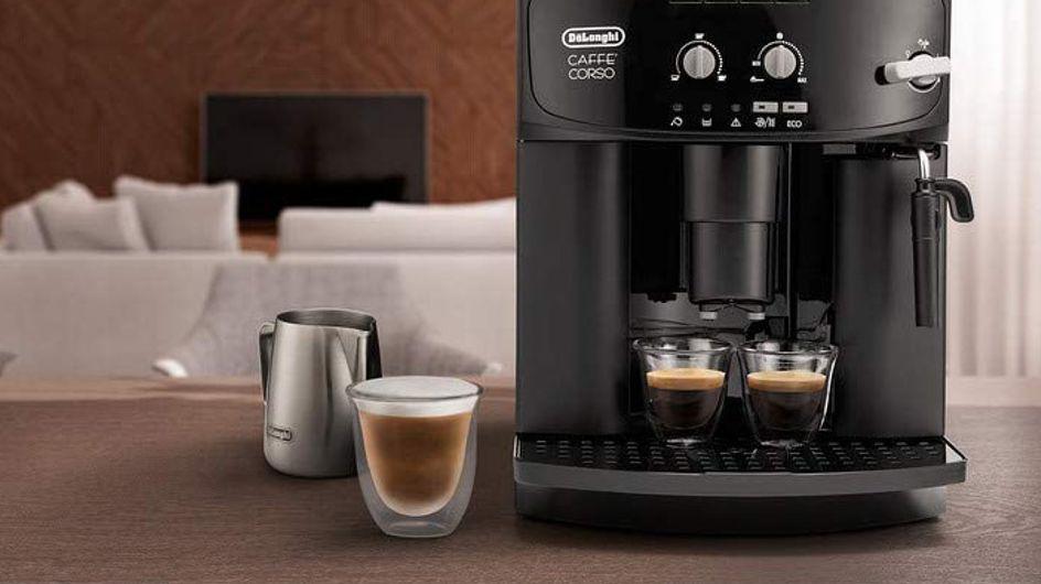 Prime Day: Kaffeevollautomaten von Top-Marken stark reduziert