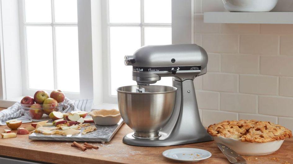 KitchenAid-Alternativen: Diese günstigen Küchenmaschinen sind heute reduziert