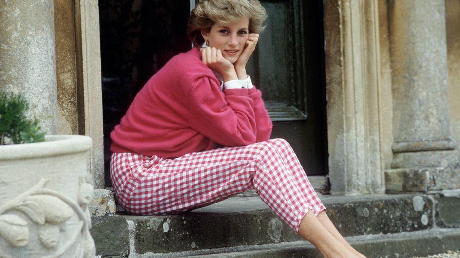 7 looks iconiques de Lady Diana à copier cet été