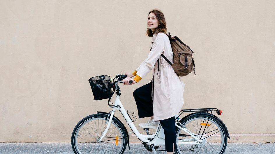 Fahrradfahren: Kalorien verbrennen, Pomuskeln stärken