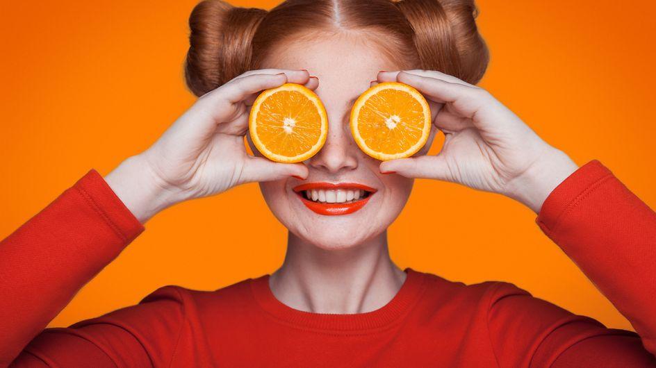 Il colore arancione: significato e proprietà della tinta più vitaminica