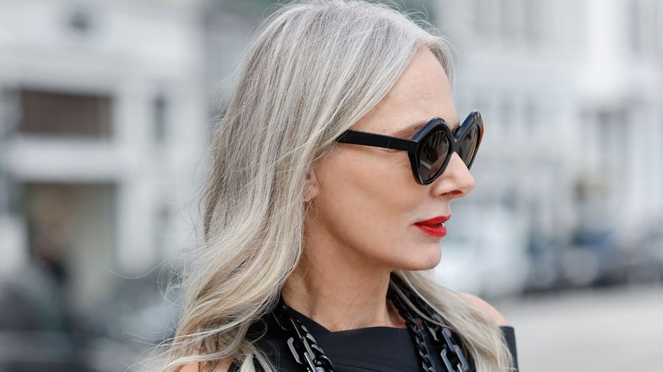 Grey is the new Black: Die schönsten Frisuren für graue Haare ab 60