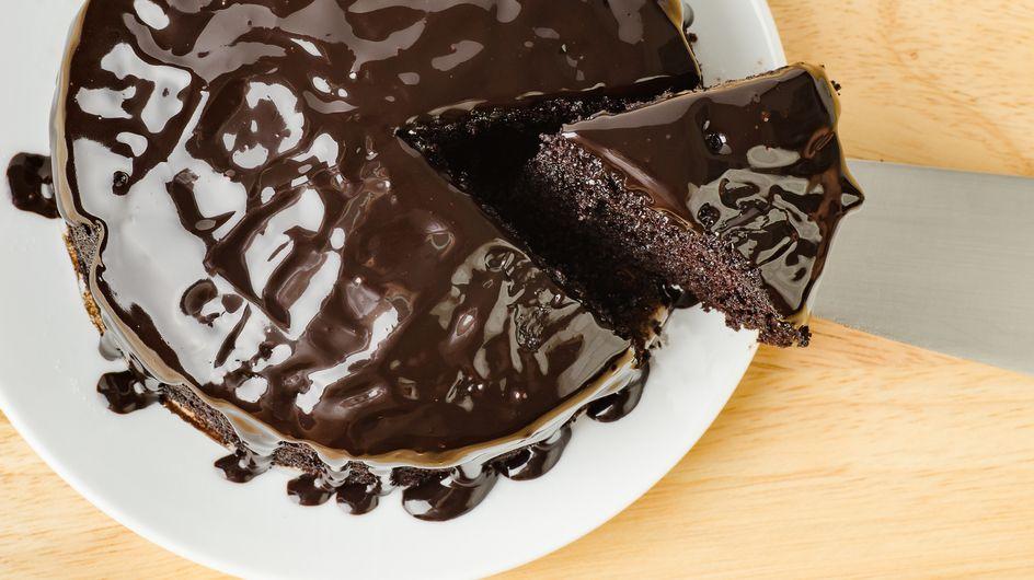 Voici la recette virale du gâteau au chocolat à seulement 50 calories