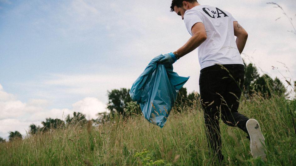 Nachhaltiger leben: Mit dieser Clean-Up-Aktion können wir unsere Umwelt schützen