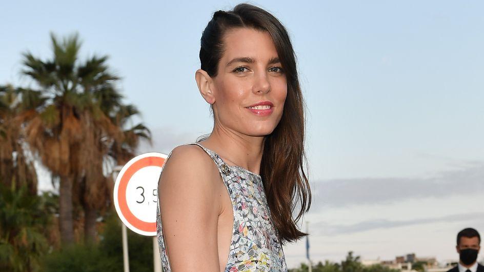 Charlotte Casiraghi, très élégante à l'occasion du dîner Chanel