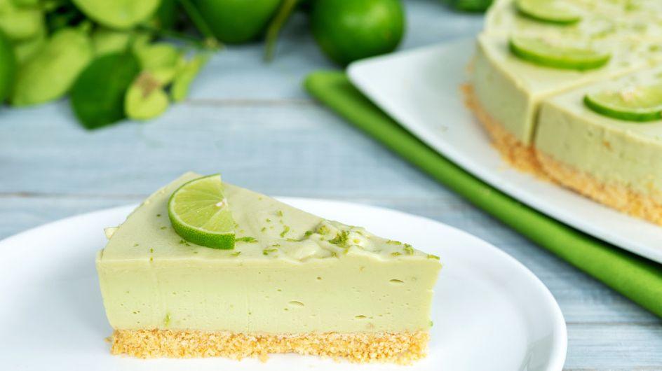 Limetten-Tarte: Einfaches Rezept! Vegan und erfrischend