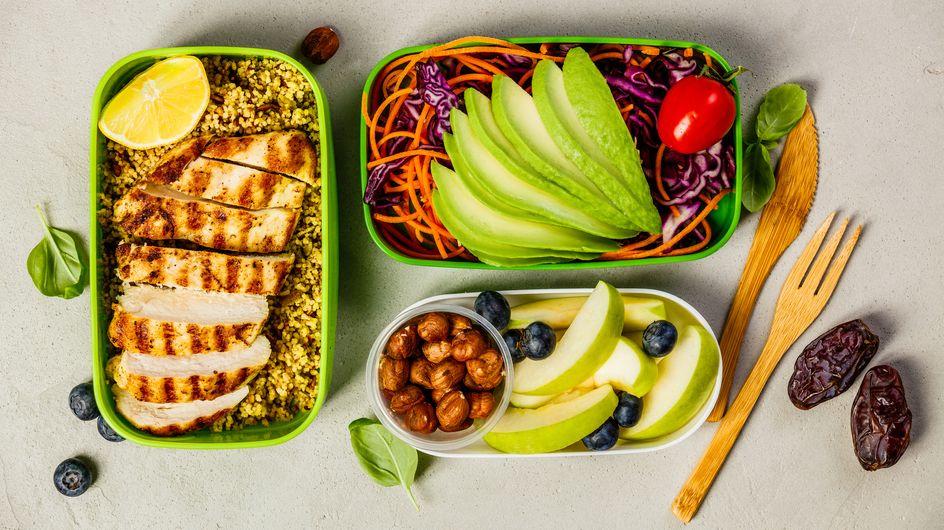 Il Meal Prep, ovvero come organizzare nel weekend i pasti della settimana