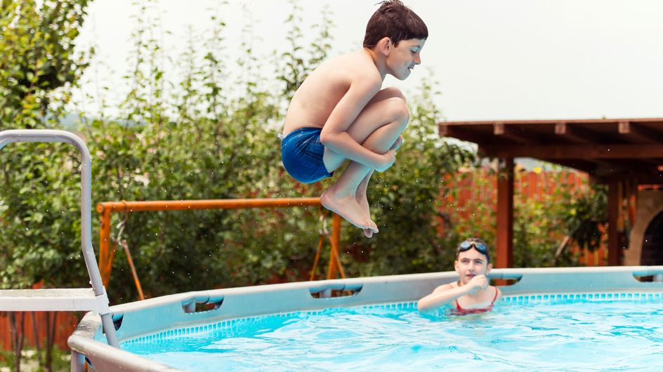 Swimmingpools für zu Hause: Die besten Modelle für deinen Garten