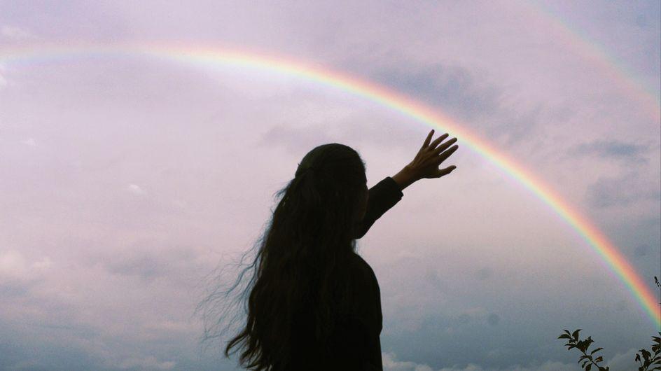 Colori arcobaleno: quali sono e che cosa significano