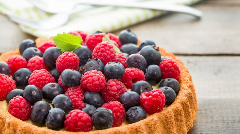 Comment pimper sa tarte aux fruits ?