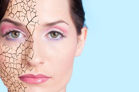 pelle viso secca: scopri come un detergente specifico per la tua pelle secca è uno dei primi fattori che donano sollievo al film cutaneo