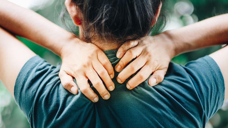 Cervicale: tutti i rimedi della nonna per alleviare il dolore
