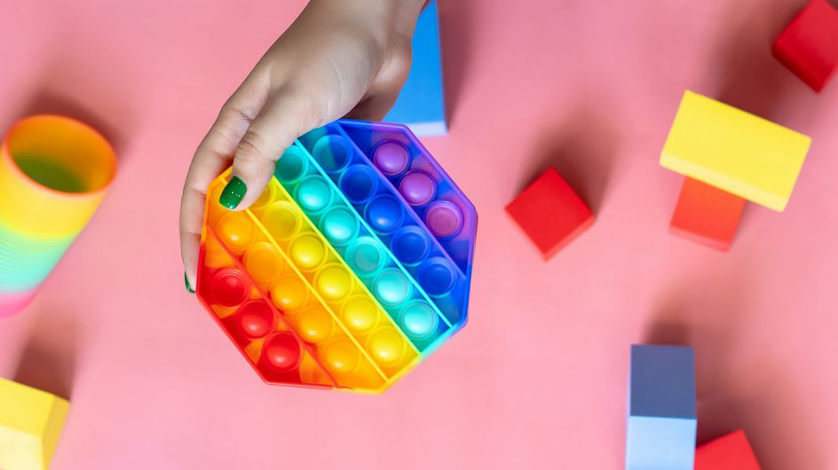 Pop its: Das steckt hinter dem neuen Trend-Spielzeug