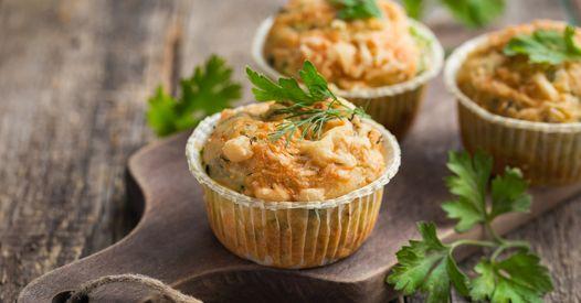 Muffins pommes de terre et fromage : une délicieuse recette pour un encas rapide