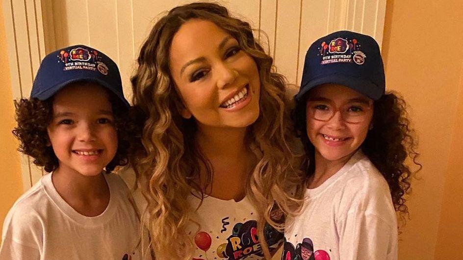 Mariah Carey : à seulement 10 ans, sa fille Monroe est déjà mannequin