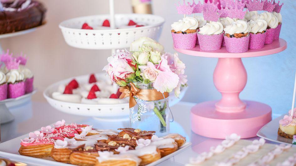 Nicht nur zur Hochzeit ein absolutes Highlight: die Candy Bar
