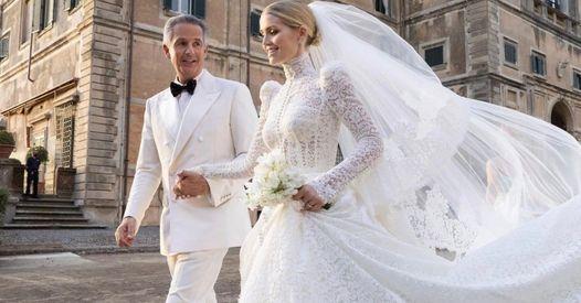 L'incroyable robe de mariée Dolce & Gabbana de Lady Kitty Spencer