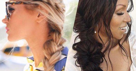 Tresse sur le côté : une coiffure maline pour l'été !