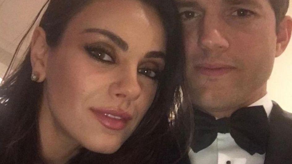 """Ashton Kutcher et Mila Kunis révèlent ne laver leurs enfants que lorsqu'ils """"sont sales"""""""