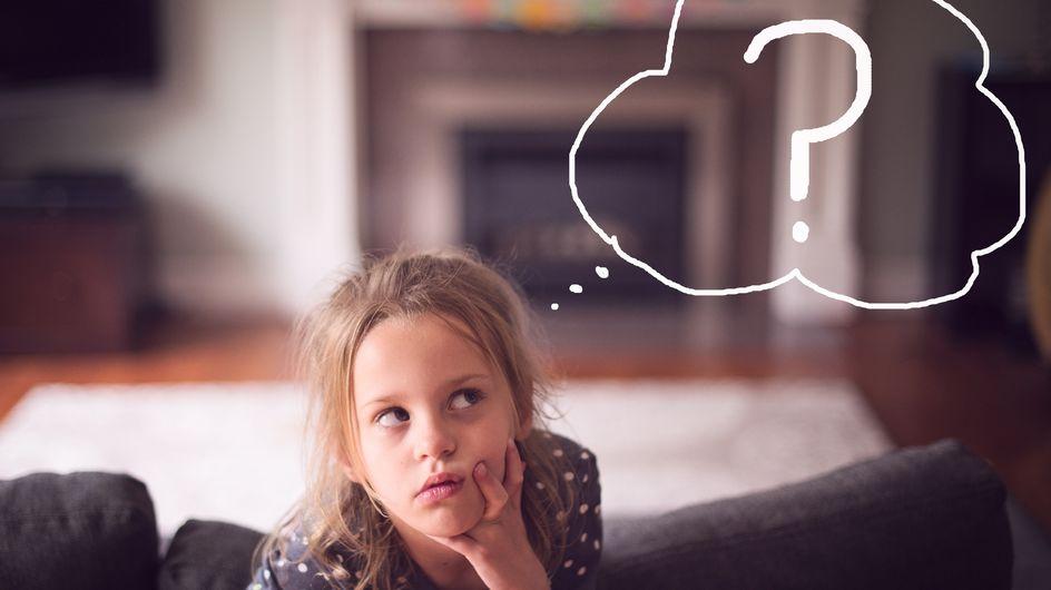 Ces parents révèlent les pires questions que leur ont posées leurs enfants en public