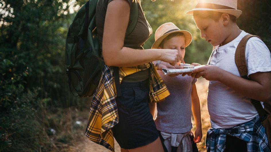 Course d'orientation : l'activité parfaite lors de vacances en famille