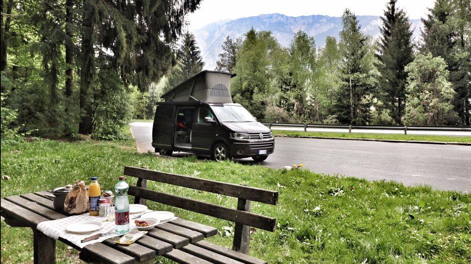 Vacanze in camper: qualche idea per un'estate a prova di distanziamento sociale