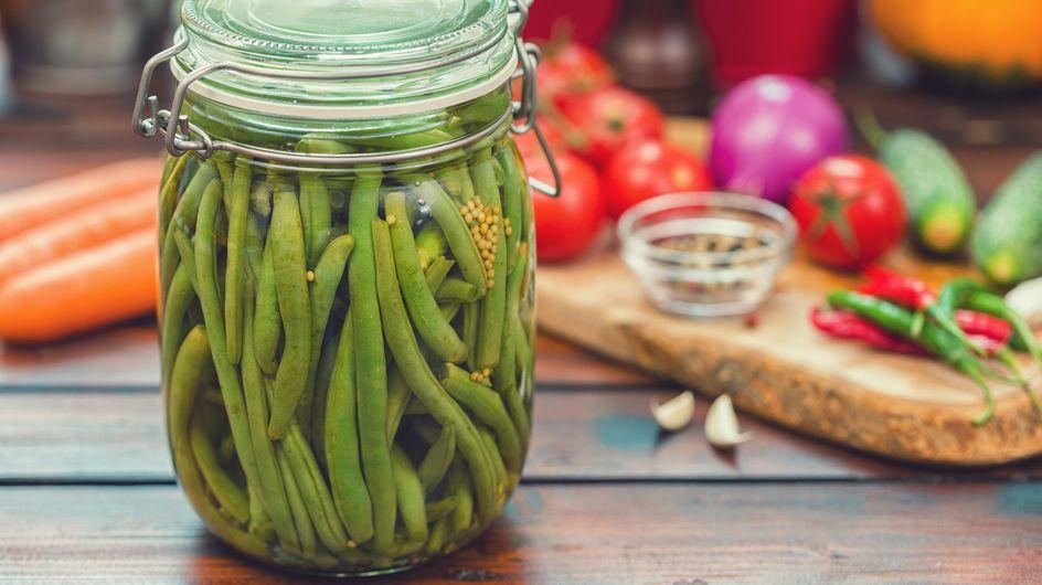 Nos astuces pour faire des haricots verts en conserve maison