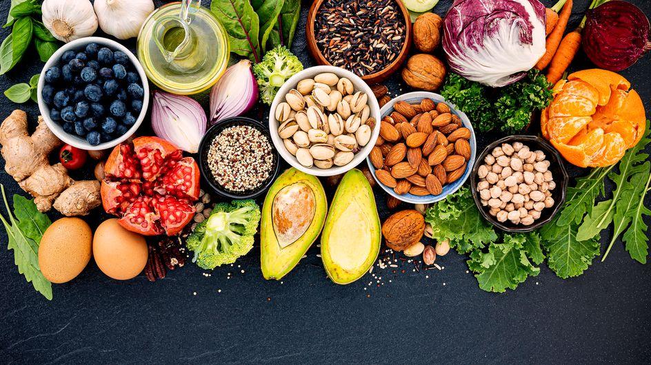 Cibo sano: gli alimenti che non possono mancare nella tua dieta