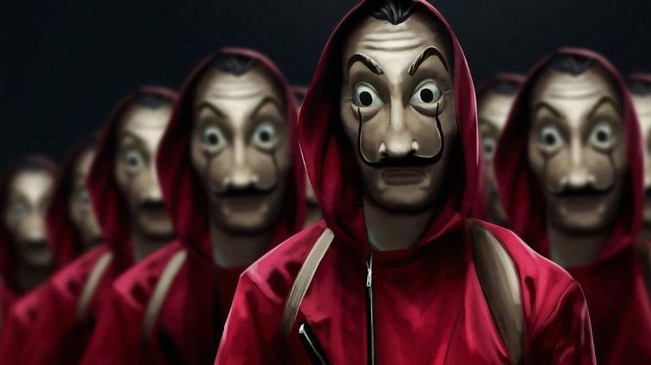 Netflix balance le trailer de La casa de papel, violence et suspense d'enfer