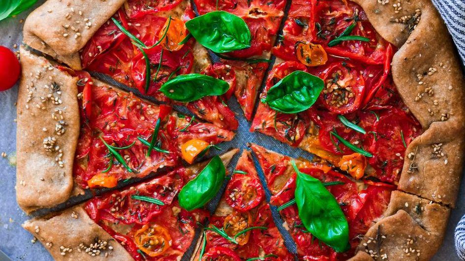 Nos idées de tartes à la tomate qui changent