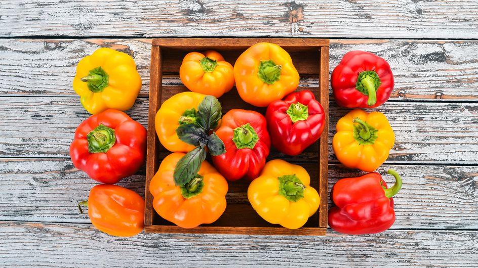 5 choses que vous ne soupçonnez pas sur le poivron