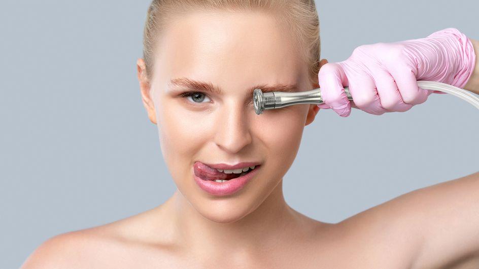 Appareil de microdermabrasion : les meilleurs modèles pour une peau parfaite
