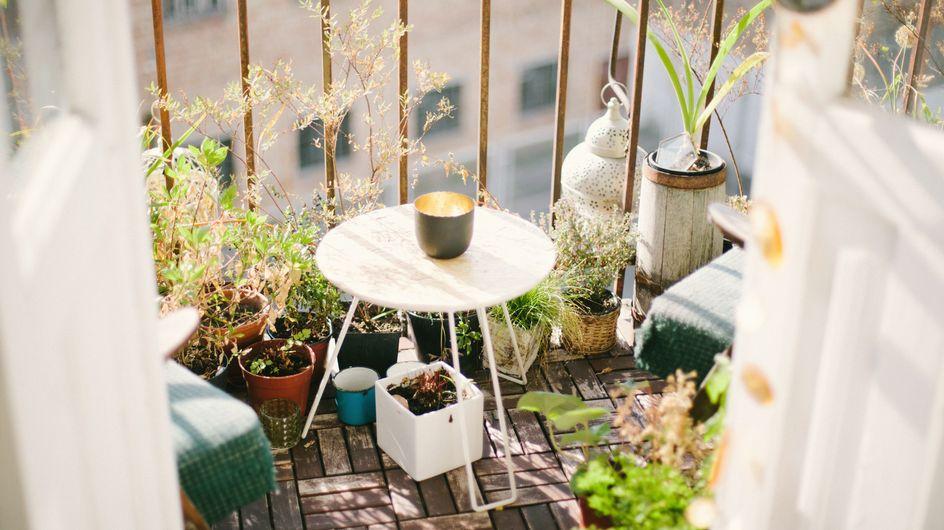 4 astuces déco pour transformer son balcon en petit coin de paradis