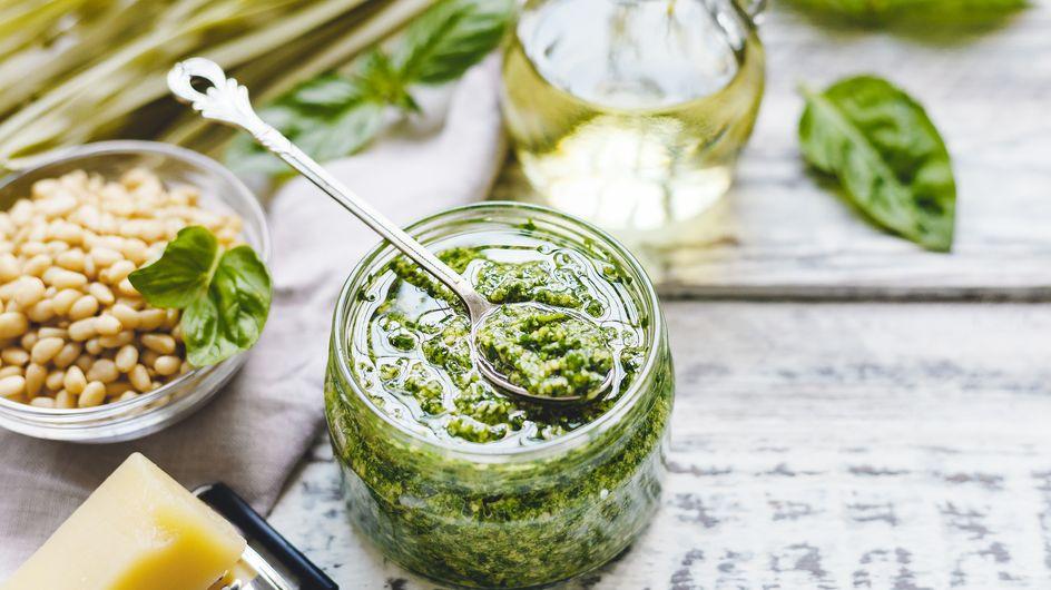 Pesto : la vraie recette traditionnelle de Ligurie
