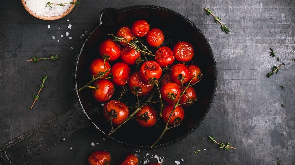 8 idées pour cuisiner les tomates cerises