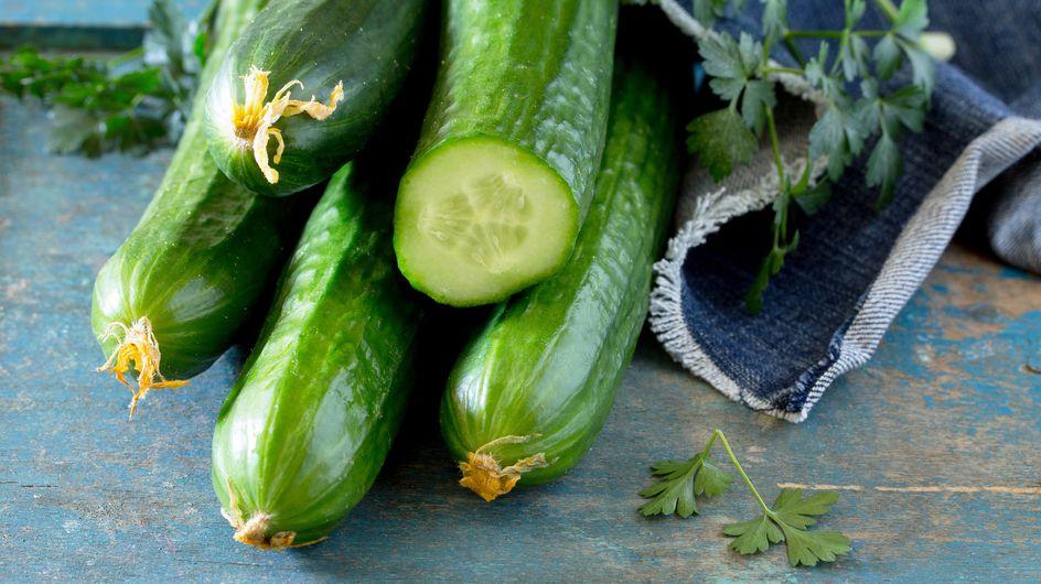 Concombre : comment le préparer pour le rendre plus digeste ?
