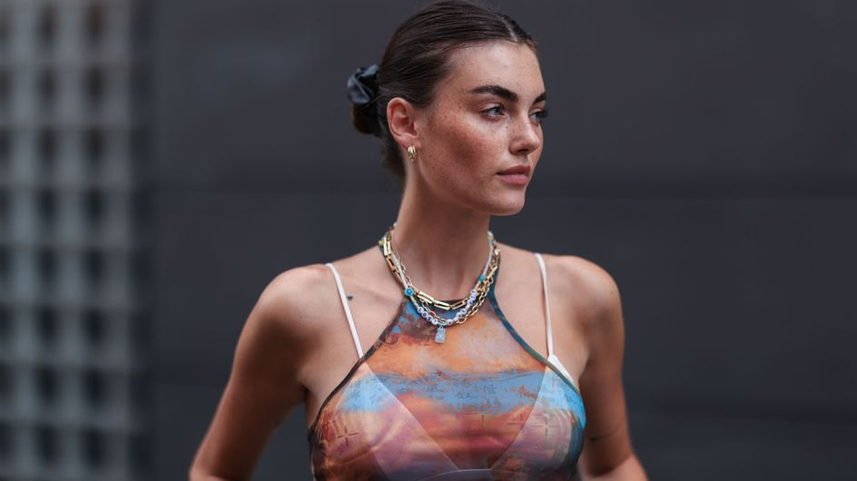 Bunte Perlenketten: Der Gute-Laune-Schmucktrend im Spätsommer